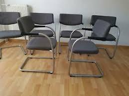 freischwinger stühle armlehne möbel gebraucht kaufen ebay