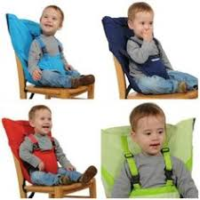 Ebay High Chair Booster Seat by Baby High Chair Booster Seat Feeding Tray Foldable Portable