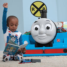Thomas The Tank Engine Bedroom Decor by Thomas The Train Bed Step2