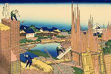 trente six vues du mont fuji wikipédia