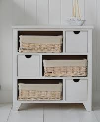 Six Drawer Storage Cabinet by Cape Cod White Wash Bedroom Storage Cabinet Beach House Seaside