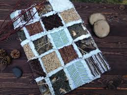 Mossy Oak Crib Bedding by Baby Rag Quilt Duck Hunt Feature Collections Real Tree