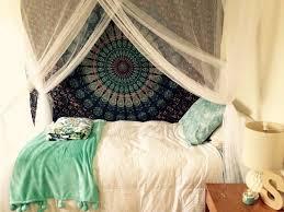 I Dressed Up My Sad Cinderblock Dorm Room With Lots Of Beautiful Fabrics