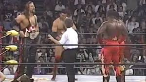 Halloween Havoc 1998 by The Outsiders Vs Harlem Heat Video Dailymotion