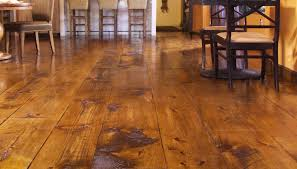 Image Of Rustic Laminate Flooring Style