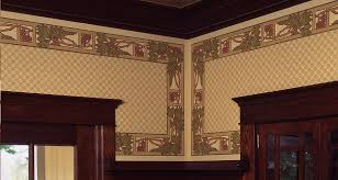 Arts And Craft Style Home by Craftsman Style Wallpaper Arts Crafts Movement Bradbury