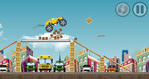 100 Juegos De Monster Truck Stroyer Rally For Android APK Download