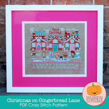 Frosted Pumpkin Stitchery Kit by Embroidery U0026 Cross Stitch
