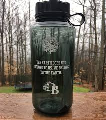 On Our Reusable Water Bottles
