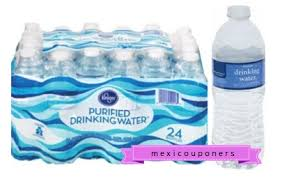 Kroger Water 24 Pack ONLY 199 B6S3