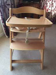 ADJUSTABLE WOODEN HIGH CHAIR | In Coventry, West Midlands | Gumtree Us 6872 25 Offikayaa Fr Stock Baby Wooden High Chair With Cushion Height Adjustable Beech Highchairs For Kids Infant Feeding Ding Chairin Sepnine Highchair Padded 6511 Dark Cherry Safetots Premium Folding Ebay Keekaroo Keekaroo Natural Insert Costway Toddler W Removeable Tray Brown Solid Wood And Foldable Child Leander In Ikayaa De Senarai Harga Kid Childcare Georgiana Whosale Handicraft Fniture Footrest Cheap Bar Stool Buy Stlwooden Stoolcheap Stools Product