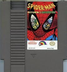 1092441 Nintendo Spider Man Return Of The Sinister Six