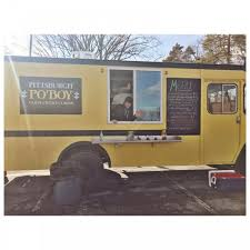 PGH Po'boy - Pittsburgh Food Trucks - Roaming Hunger