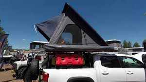 The Best Rooftop Tent At Overland Expo | Outside Online Essential Gear For Overland Adventures Updated For 2018 Patrol Backroadz Truck Tent 422336 Tents At Sportsmans Guide Hoosier Bushcraft Outdoors July 2011 Compact 175422 Pinterest Festival Camping Tips Rei Expert Advice 8 Stunning Roof Top That Make A Breeze Best Amazoncom Sports Bed Alterations Enjoy Camping With Truck Bed Tent By Rightline Mazda Forum At Napier Sportz 99949 2 Person Avalanche 56 Ft