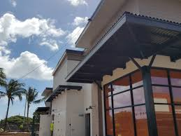 Commercial Metal Awnings, Canopies, Exterior Sun Control In Hawaii ... Commercial Metal Awning Canopy Gallery Manufacturers Awnings Kansas City Tent And Datum Metals For Buildings More Architectural Photo Arlitongrove_0466png Canopies Pinterest And Installed In Pittsfield Sondrinicom Replacement Outdoor Supplier Lone Star Austin San Antonio Best 25 Awning Ideas On Galvanized Metal