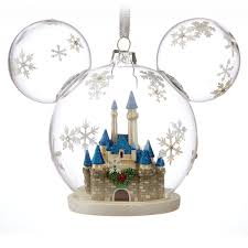 Plutos Christmas Tree Ornament by Mickey Mouse Fantasyland Castle Ornament Shopdisney