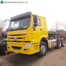 100 Truck Tractor For Sale 10 Wheeler S 3 Axle Heavy Duty Head