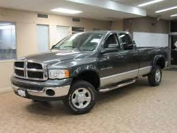 2003 Dodge Ram 2500 In Illinois For Sale ▷ Used Cars On Buysellsearch