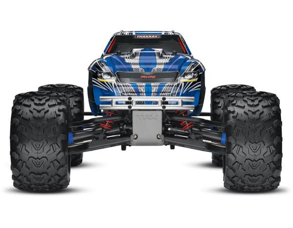 Traxxas T Maxx 3.3 RTR 4WD Nitro Monster Truck RC Model - Scale 1:10