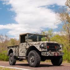100 Trucks On Ebay 1953 Dodge M37 Ton 4x4 Heavy Weapons Truck EBay