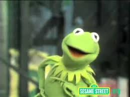 Sesame Street Letter K sound and words that begin with K Kermit