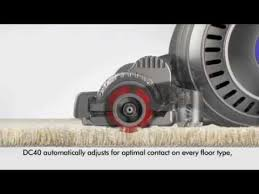 Dyson Dc33 Multi Floor Vacuum by Dyson Dc40 Multi Floor Upright Vacuum Review Youtube