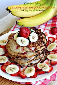 Pumpkin Pancakes Ihop by Gluten Free Strawberry Banana Pancakes Can U0027t Stay Out Of The Kitchen