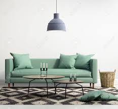 100 Designer Modern Sofa Green Contemporary Stock Photo Picture And Royalty Free