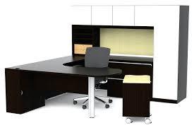 Bestar U Shaped Desks by Desk Home Office Furniture L Shaped Desk With Hutch Cool Image