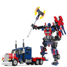 Amazon.com: Kids Educational Toys GUDI Building Bricks Transforms ...