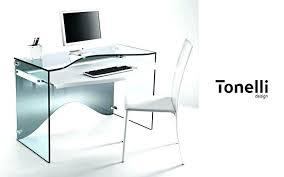 bureau verre design bureau en verre design bureau verre design meuble informatique