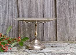 If Youve Been Searching For A Beautiful Piece Of Serving Ware Your Rustic Kitchen Then This Old Cake Stand May Be Exactly What Youre After