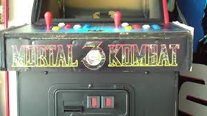 Mortal Kombat Arcade Cabinet Specs by Gameongraphix Ultimate Mortal Kombat 3 Umk3 Arcade Reproduction