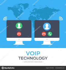 VoIP Technology, Voice Over IP, IP Telephony Concept. Two PC ... Voip Supply Fully Upgrades Local Nonprofit Organizations Voip Phone Equipment 2000 Computer Solutions Carle Place Business Man Using Headset With Digital Tablet Computer Comcast Business Hosted Voiceedge System Systems Overview Services Man As Concept Top View Hand Using Voip Stock Photo 562224337 Shutterstock Melbourne Best Security Cameras Alarms Telephone The Pabx Or Ip What Is Mirrorsphere