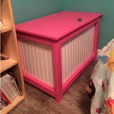 Easy Diy Toy Box by Best 25 Girls Toy Box Ideas On Pinterest Toy Boxes Kids Toy