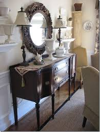 19 Dining Room Buffet Table Decorating Ideas Buffets And Sideboards Wonderful Glamorous Sideboard