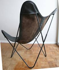 Butterfly Armchair In Metal And Leather, KURCHAN, FERRARI-HARDOY ... Cotton Armchair In Putty Butterfly Maisons Du Monde Aa Armchair Cloth Black Structure Frame Butterfly Strawberry Canvas Aanew Design Chair Brown Kare Design Fniture Pinterest Arne Jacobsen 3107 Fritz Hansen Danish Design 5 Leather Chairs That Your Home Needs Gaucho Vanilla Furnishing Chromed Natural Leather Hardoy Covers By Delrosario Hallway Next To Stairwell The Marly House By Karawitz Hallways Sofa Appealing Antique 34jpg