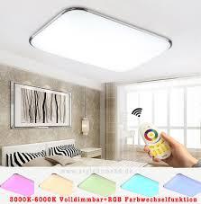 style home 30w rgb led deckenleuchte deckenle küchenlen 6310 30w voll dimmbar mit farbwechselfunktion