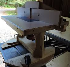 benchtop router table homemade shop machines and equipment forums
