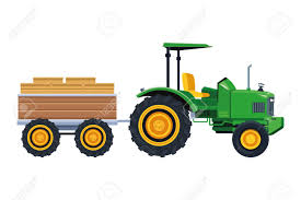 100 Toy Farm Trucks And Trailers Farm Truck Tractor And Trailer Icon Cartoon Vector Illustration
