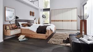interliving schlafzimmer serie 1002 komplettzimmer mit vielen extras sandfarbener lack balkeneiche vierteilig