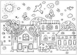Detailed Summer Coloring Pages Trend