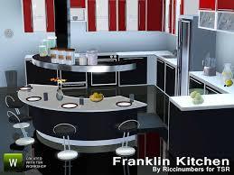 TheNumbersWomans Franklin Kitchen