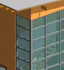 Kawneer Curtain Wall Revit by Curtain Wall Corner Decorate The House With Beautiful Curtains