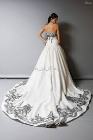 32 best black and white wedding dresses combination images on