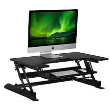 Humanscale Standing Desk Converter by Standing Desk Sit Stand Desk U0026 Stand Up Desk Staples