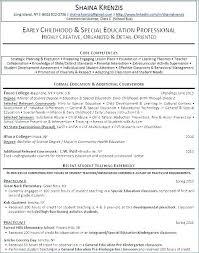 Resume For Computer Teacher Nurse Technician College Graduate Samples Science