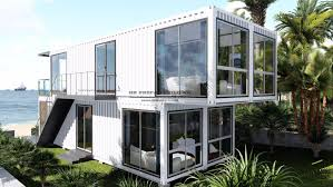 100 Prefab Container Houses Neazealand Standard Luxury Modular Ricated House