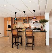 Small Kitchen Bar Table Ideas by Raised Breakfast Bar White Kitchen Cabinet Round Wooden Bar Stool