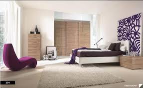 Bedroom Design Purple Entrancing